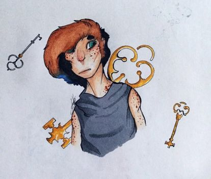 (OPEN) Keys and Freckles NYP by OverLord-Adopts