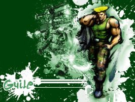 SFIV Alternate Guile by Vegett0
