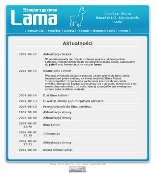 lama.org.pl by NeoFighter