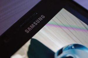 Samsung galaxy s2 closeup by Taking-St0ck