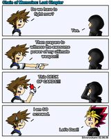 KHCOM Comic: The Lost Chapter by Silverookami