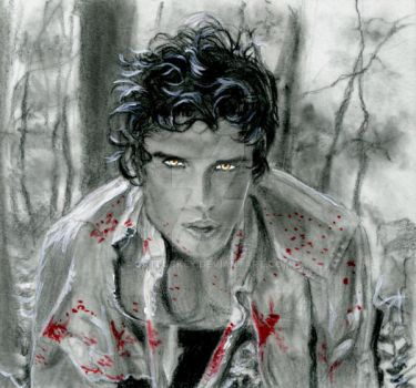 Scott McCall Teen Wolf by Catluckey