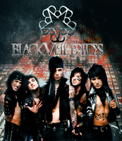 Black Veil Brides {Fake poster} by LivingDeadSmurf