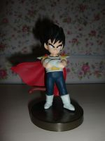 Chibi Vegeta by Lady-Shaina
