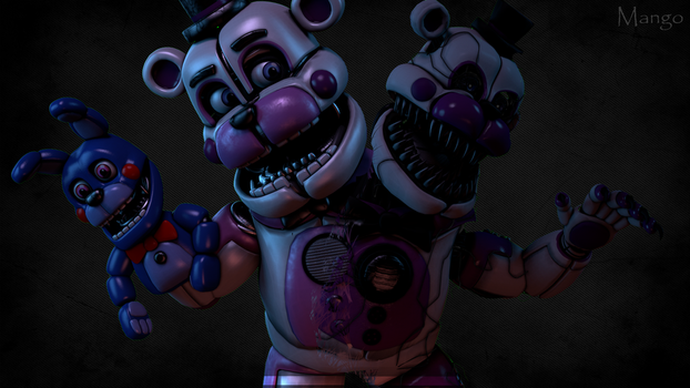 [FNAF SFM] Night bifurcation by MangoISeI