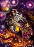 League of Legends Contest for Lunar Revel - Annie by LunarPacifier