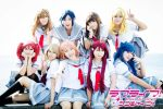 LOVE LIVE SUNSHINE - AQOURS cosplay by karlonne