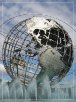 The Unisphere by tomasNY