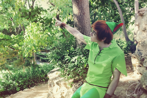 Peter Pan: Neverland by KuroKyuk