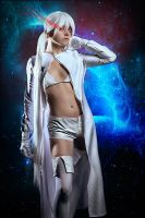 White Rock Shooter Cosplay by andrewhitc