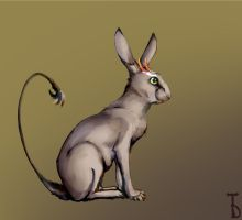 Demon Bunn by That-Dodo
