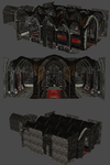 CAS 2 THRONE ROOM by OoFiLoO
