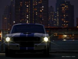 Ford shelby mustang by topgae86turbo