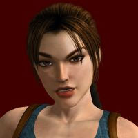 Lara Croft Portrait Remake by toughraid3r37890