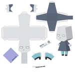 Papercraft by Neoelfeo