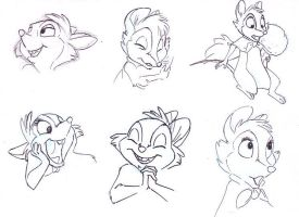 Nimh Notes - Brisby by Taskidog