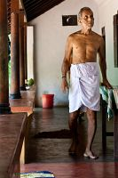 Kerala Old Man by artsrajesh