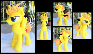 Firebolt by fireflytwinkletoes
