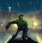 Music Meister Battle Call by pink-ninja