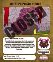 Quest 25 Poison Resort by Promsien