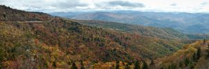 View from Waterrock Knob by eagle79