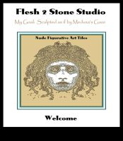 Studio page by flesh2stone