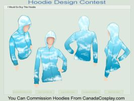 Hoodie Contest Entry 2 by Beejudy