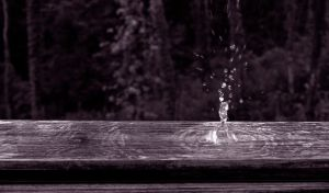 Water Droplet by psimpson1