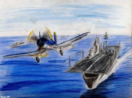Jolly Rogers to Battle by Taipu556