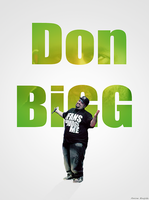 Don BiGG by Aminebjd
