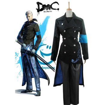 Devil May Cry5 Vergil Gilver Yougth Cosplay by cosplayclass