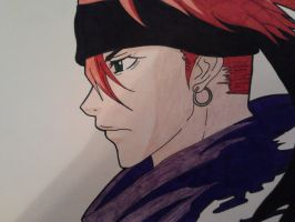 Lavi D. gray man by Just-Weird27