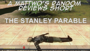 Random Reviews Short - The Stanley Parable by mattwo
