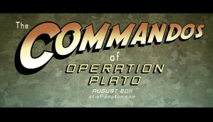 Operation Plato Promo by OtisFrampton