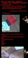 TUTORIAL - Shadow Gloves by NeoMetalSonic