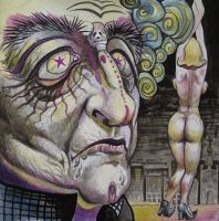 dirty old man by asage