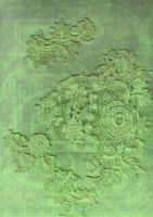 ATC Background Green by ValerianaSTOCK