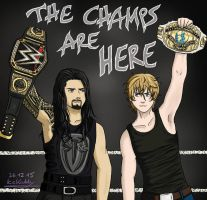 The Champs by IceKaddy