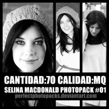 .Photopack Selina MacDonald #O1 by PerfectPhotopacks