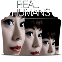 Real Humans | v1 by rest-in-torment
