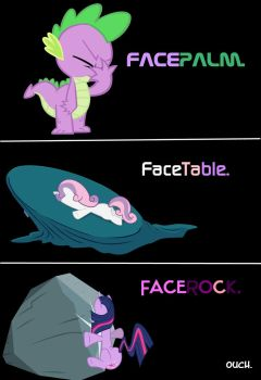 Faceplant ALL the things by FRZWork