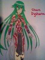 Chaos Dyshana Comm Finished by buttfabric