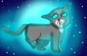 Cinderpelt by GrowlitheArtistGirl