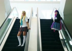 Stairway to Heaven by Double-A-Cosplay