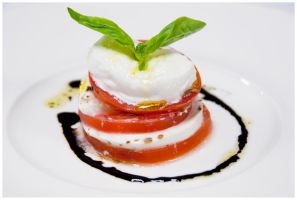 Caprese Salad by kingofkings16