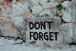 Don't Forget by Zi0oTo