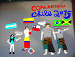 Copa America Party by greatart44