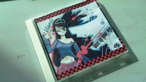 BANG. CD cover 1 by cherry-taste