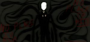 The Slenderman by Edd-the-Werewolf