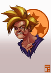 Son Gohan by Lt-Action